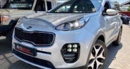 2018 Kia Sportage 1.6T GT Line AWD