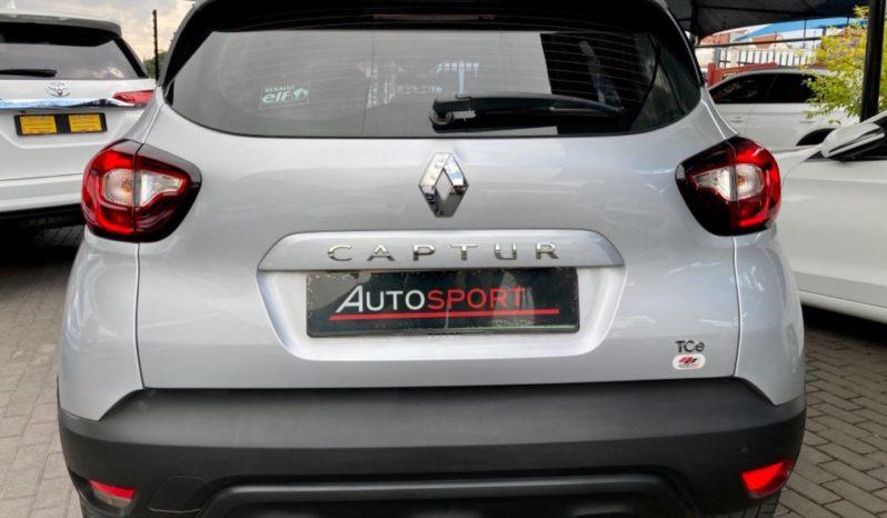 2019 Renault Captur 66kW Turbo Blaze full