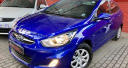 2012 Hyundai Accent 1.6 GLS Auto