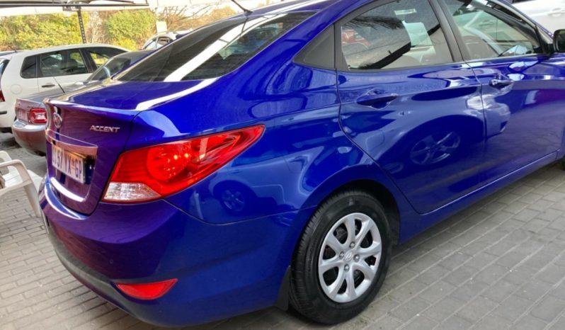 2012 Hyundai Accent 1.6 GLS Auto full